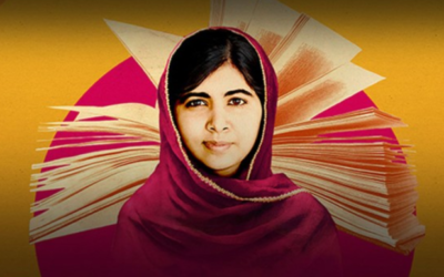 He named me, Malala