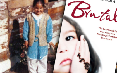 Brutal, a survivor's story of child sexual abuse